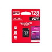 Karta paměťová GOODRAM microSD 128 GB UHS-I s adaptérem