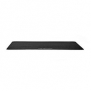Ergonomic Anti-Microbial Mouse Pad | Ultra-Thin | 240 x 190 mm | Black