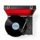 Gramofon | 18 W | Kufřík | Černý