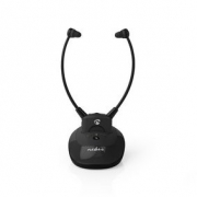 Wireless Headphones | Radio Frequency (RF) | In-Ear | Charging Base | Anthracite