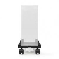 Stojan pro PC | Full Motion / nastavitelná šířka | 14.5 - 24.2 cm | 20 kg | Kov / Plast | Černá