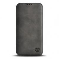 Měkké Peněženkové Pouzdro   Pro použití: Samsung   Samsung Galaxy M20   Vhodné pro 8 karty   Černá   PU / TPU   Nastavitelné rež