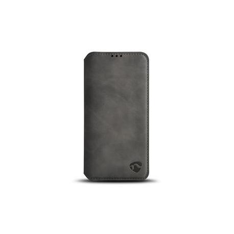 Měkké Peněženkové Pouzdro pro Samsung Galaxy M20   Černé