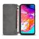 Měkké Peněženkové Pouzdro pro Samsung Galaxy A70   Průhledné