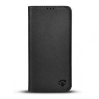 Peněženkové Pouzdro | Pro použití: Samsung | Samsung Galaxy A20 | Vhodné pro 1 kartu | Černá | PU / TPU | Nastavitelné režimy