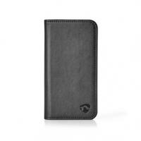 Peněženkové Pouzdro | Pro použití: Samsung | Samsung Galaxy A70 | Vhodné pro 1 kartu | Černá | PU / TPU | Nastavitelné režimy