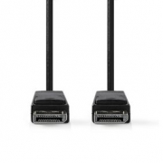 DisplayPort 1.4 Kabel | DisplayPort Zástrčka – DisplayPort Zástrčka | 2 m | Černý