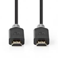 Premium Vysokorychlostní HDMI ™ kabel s Ethernetem | Konektor HDMI ™ | Konektor HDMI ™ | 4K@60Hz | 18 Gbps | 5.00 m | Kulatý | P