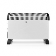 Convection Heater | Thermostat | Fan Function | Timer Function | 3 Settings | 2000 W | White