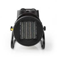 Průmyslový Keramický Ventilátor s Topným Tělesem   Termostat   3 Nastavení   2 000 W   Žlutý