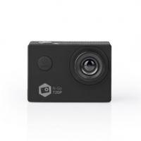 Akční Kamera   720p@30fps   5 MPixel   Vodotěsné do: 30.0 m   90 min   Včetně držáků   Černá