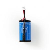 Náhradní Baterie Visacího Zámku | 3 V DC | 600 mAh