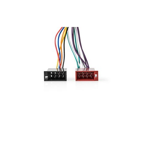 ISO Kabel s Adaptérem   JVC   0,15 m