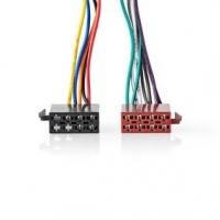 Adapter Cable ISO | Ford | 0.20 m | Kulatý | PVC | Plastový Sáček