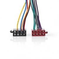 Adapter Cable ISO | Volkswagen | 0.20 m | Kulatý | PVC | Plastový Sáček