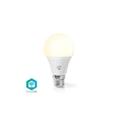 Wi-Fi Chytrá LED Žárovka   Teplá Bílá   B22