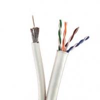 Síťový Kabel CAT6 UTP Žádný - Žádný 100 m Bílá