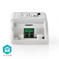 SmartLife Spínač | Wi-Fi | 2400 W | Svorkovnice | Aplikace ke stažení pro: Android™ & iOS | 9 x 4 x 2.5 cm