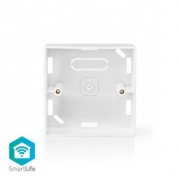 Back Box | Surface Mounting | 86 x 86 mm | White