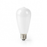 Wi-Fi Smart LED Bulb | E27 | ST64 | 5 W | 500 lm | White