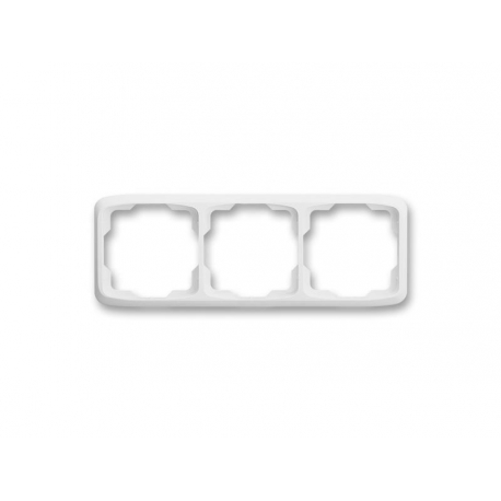 Rámeček ABB TANGO 3901A-B30 B trojnásobný WHITE