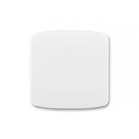 Kryt vypínače ABB TANGO 3558A-A651 B WHITE