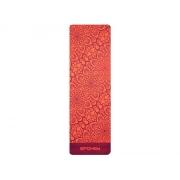 Podložka SPOKEY MANDALA podložka na cvičení lososová 4 mm