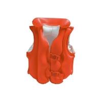 Dětská vesta TEDDIES RED 50x47cm