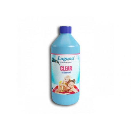 Chemie LAGUNA CLEAR čistič bazénů 1L