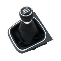 Řadící páka s manžetou VW TOURAN 2009 - 2012 6st
