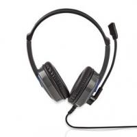 Herní Sluchátka | Over-ear | Mikrofon | Konektory 3,5 mm