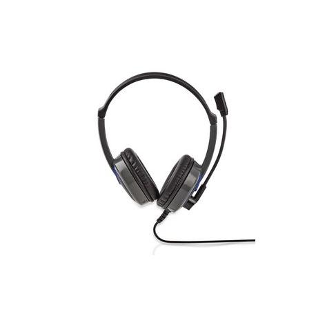Herní Sluchátka   Over-ear   Mikrofon   Konektory 3,5 mm