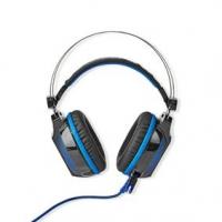 Herní headset | Přes Uši | Surround | USB Type-A | Ohebný a Zatahovací mikrofon | 2.10 m | Normal Osvětlení