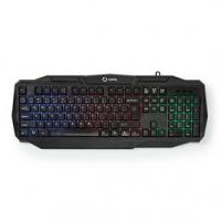 Wired Gaming Keyboard | USB 2.0 | Membránové Keys | LED | US Mezinárodní | US Rozložení Kláves | Délka napájecího kabelu: 1.50 m