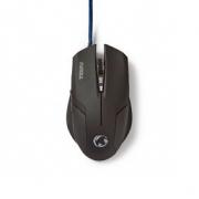 Herní Myš | Kabelové | Osvětlená | 1600 DPI | 6 tlačítek
