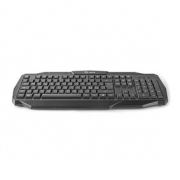 Wired Gaming Keyboard | USB 2.0 | Nordic Layout | Black