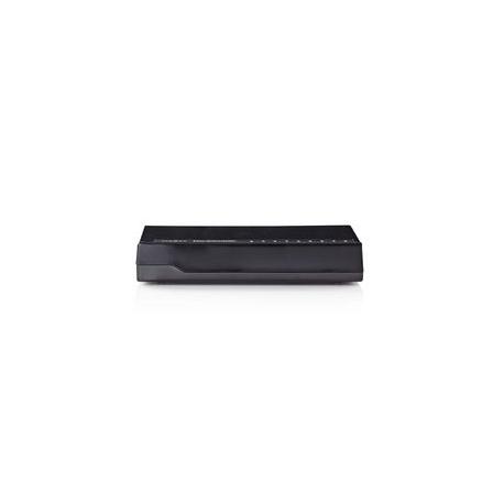 Síťový přepínač   8 Porty   1 Gb/s   Kontrolky LED