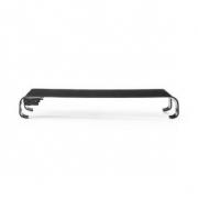 Ergonomic Multifunctional Stand | USB 3.0 Hub | 4-Port | Black