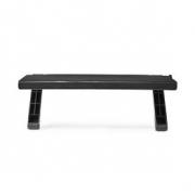 Ergonomic Screen Top Shelf | Multifunctional | Black