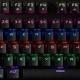 Mechanical Gaming Keyboard | RGB Illumination | US International | Metal Design