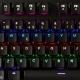 Mechanical Gaming Keyboard   RGB Illumination   Nordic   Metal Design