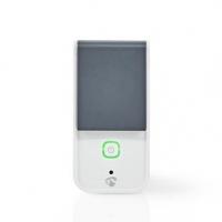 SmartLife Chytrá Zásuvka | IP44 | Měřič výkonu | 3680 W | Schuko / Typ F (CEE 7/7) | -10-40 °C | Android™ & iOS | Wi-Fi | Bílá/Š