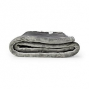 Electric Blanket | Under-Blanket | 160 x 140 cm | 9 Heat Settings | Indicator Light | Overheat Protection