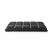 Ergonomic Seat Support | Gel | Black