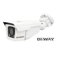 DI-WAY 2Mpx IP venkovní IR Bullet kamera 1080P, 5mm ColorNightvision POE