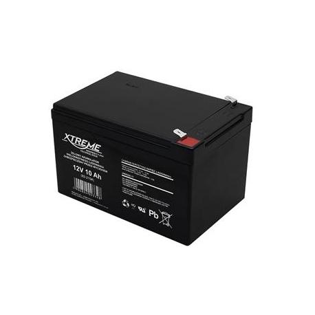 Xtreme 12V/10Ah gelový akumulátor