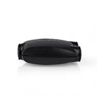 Toslink adaptér | Toslink Zásuvka | 2x Toslink Zásuvka | Rozbočovač | ABS | Černá | 1 ks | Plastový Sáček