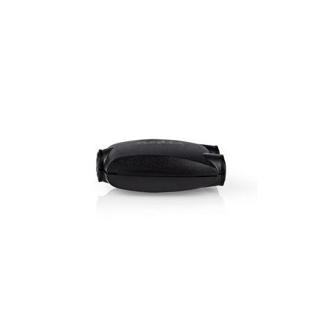 TosLink Adapter | TosLink Female - 2x TosLink Female | Black