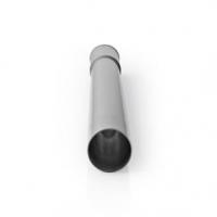 Teleskopická Tyč k Vysavači | 32 mm | 500 mm | 500 mm | Chróm | Stříbrná