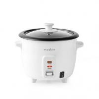 Rýžovar | 300 Wattů | 0,6 l | Bílý